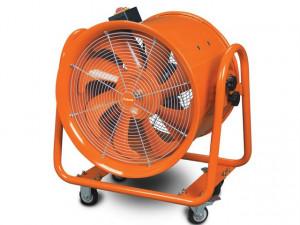 Ventilateur extracteur mobile 2000 W - Devis sur Techni-Contact.com - 1