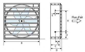 Ventilateur extracteur turbine - Devis sur Techni-Contact.com - 2