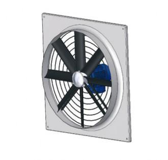 Ventilateur hélicoïde de paroi - Devis sur Techni-Contact.com - 1