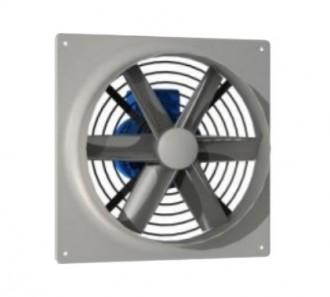 Ventilateur hélicoïde de paroi - Devis sur Techni-Contact.com - 2