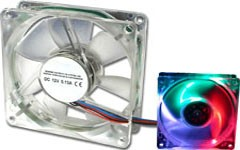 Ventilateur tuning à LEDs - Devis sur Techni-Contact.com - 1