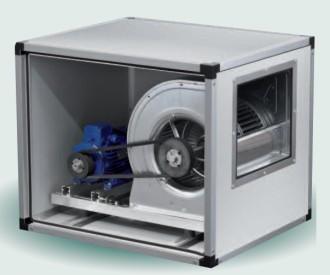 Ventilation centrifuge à entraînement par transmission - Devis sur Techni-Contact.com - 1