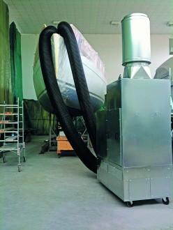 Ventilation chantier naval - Devis sur Techni-Contact.com - 8
