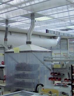 Ventilation industrielle tous formats - Devis sur Techni-Contact.com - 1