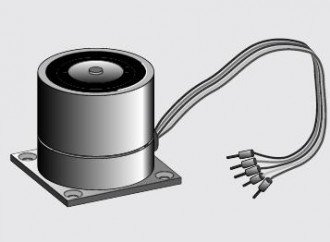 Ventouse Eléctro-Magnétique avec relais contact (exécution ST) - Devis sur Techni-Contact.com - 1