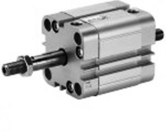 Vérin pneumatique piston magnétique compact série KPZ - Devis sur Techni-Contact.com - 1