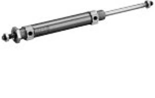 Vérin tige de piston traversante - Devis sur Techni-Contact.com - 1