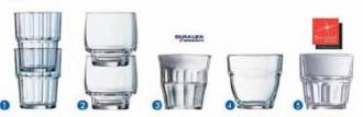 Verre DURALEX pour la restauration - Devis sur Techni-Contact.com - 1
