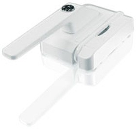 Verrou à clé pour fenêtre 4 goupilles - Devis sur Techni-Contact.com - 1