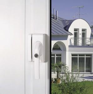Verrou à clé pour fenêtre Broche de 30 à 37 mm - Devis sur Techni-Contact.com - 4
