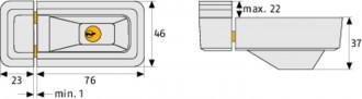 Verrou fenêtre et porte - Devis sur Techni-Contact.com - 4