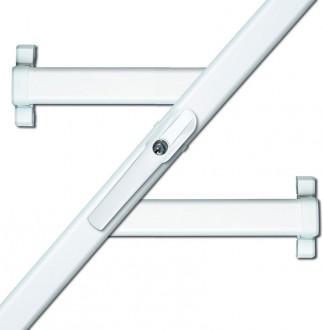 Verrou multi-points fenêtre à 2 points de verrouillages - Devis sur Techni-Contact.com - 1
