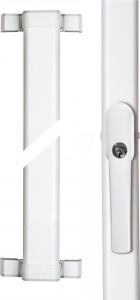 Verrou multi-points fenêtre à tringle - Devis sur Techni-Contact.com - 2