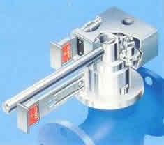 Verrouillage de vannes 1/4 de tour - Devis sur Techni-Contact.com - 1