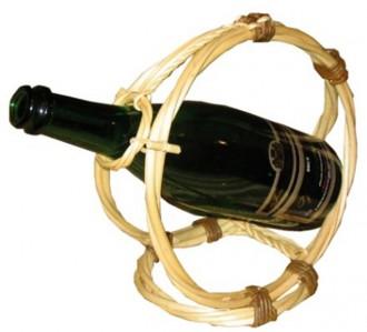 Verseur bouteille en osier blanc - Devis sur Techni-Contact.com - 1