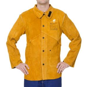 Veste de soudeur Golden Brown Weldas - Devis sur Techni-Contact.com - 1