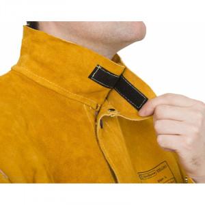 Veste de soudeur Golden Brown Weldas - Devis sur Techni-Contact.com - 2
