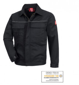 Veste de travail multipoches - Devis sur Techni-Contact.com - 1