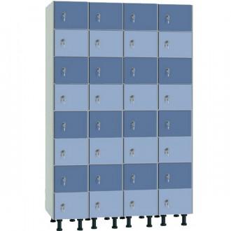 Vestiaire collectif 8 à 32 casiers - Devis sur Techni-Contact.com - 4