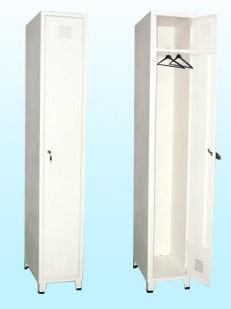 Vestiaire d'atelier industrie propre 1 colonne - Devis sur Techni-Contact.com - 1
