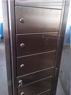 Vestiaire multicases 6 portes - Devis sur Techni-Contact.com - 1