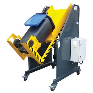 Videur retourneur de poubelle 80 à 240 litres VD130 - Devis sur Techni-Contact.com - 1