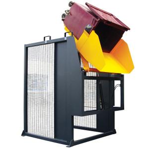 Videur poubelle 660 à 1100 litres VD130° - Devis sur Techni-Contact.com - 1