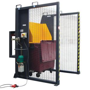 Videur poubelle 660 à 1100 litres VD130° - Devis sur Techni-Contact.com - 2