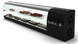 Vitrine à sushi 6 à 8 plateaux - Devis sur Techni-Contact.com - 1