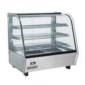 Vitrine chauffante 120 litres - Devis sur Techni-Contact.com - 1