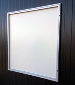 Vitrine d'affichage  en aluminium - Devis sur Techni-Contact.com - 1