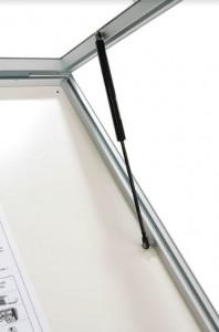 Vitrine d'affichage sur poteau - Devis sur Techni-Contact.com - 3