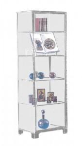 Vitrine d'exposition 5 étages - Devis sur Techni-Contact.com - 1