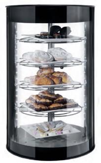 Vitrine d'exposition chauffante pour pâtisseries - Devis sur Techni-Contact.com - 1