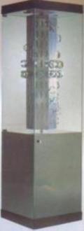 Vitrine d'exposition Hauteur 190 cm - Devis sur Techni-Contact.com - 1