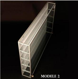 Vitrine d'exposition joues en plexiglas - Devis sur Techni-Contact.com - 3