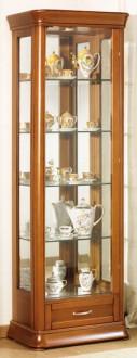 Vitrine d'exposition meuble en bois - Devis sur Techni-Contact.com - 1