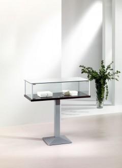 Vitrine d'exposition table verre - Devis sur Techni-Contact.com - 1