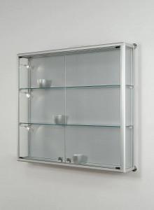 Vitrine en verre murale - Devis sur Techni-Contact.com - 2