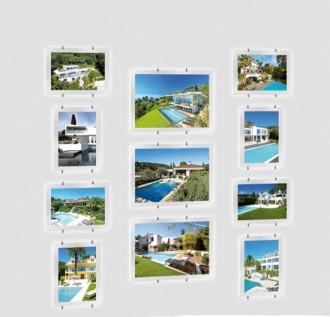Vitrine lumineuse immobilière - Devis sur Techni-Contact.com - 1