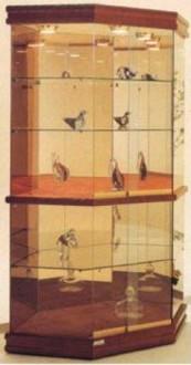 Vitrine meuble en verre - Devis sur Techni-Contact.com - 1