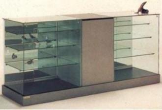 Vitrine meuble pour commerce - Devis sur Techni-Contact.com - 1