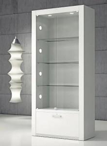 Vitrine meuble verre - Devis sur Techni-Contact.com - 1