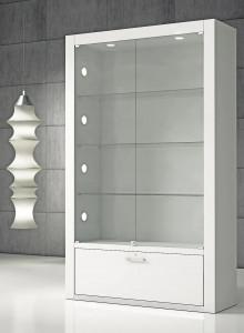 Vitrine meuble verre - Devis sur Techni-Contact.com - 2