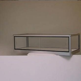 Vitrine plate d'exposition en verre et aluminium - Devis sur Techni-Contact.com - 1