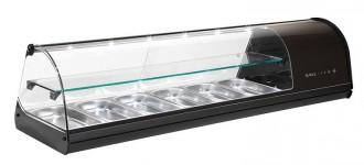 Vitrine réfrigérée à 6 plateaux - Devis sur Techni-Contact.com - 1
