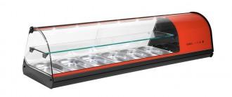 Vitrine réfrigérée à 6 plateaux - Devis sur Techni-Contact.com - 2