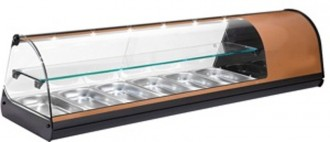 Vitrine réfrigérée à 6 plateaux - Devis sur Techni-Contact.com - 3