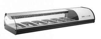 Vitrine réfrigérée de comptoir à poser - Devis sur Techni-Contact.com - 2
