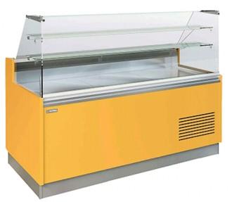 Vitrine réfrigérée froid ventilé sans réserve - Devis sur Techni-Contact.com - 1